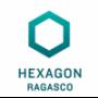 Безопасный газовый баллон Hexagon Ragasco