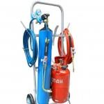 Обладнання для газового різання та зварювання