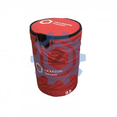 Текстильний захисний чохол для газового композитно полімерного балону HEXAGON RAGASCO 18,2л