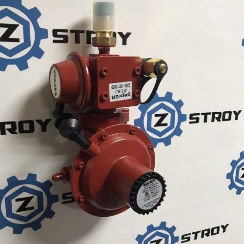 Регулятор комбінований ємності газу  з ПСК без ПЗК POL IG G 3/4 50 мбар 20 кг/год