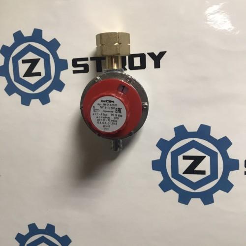 Регулятор низького тиску GOK 61-V500 4 кг/год 30-70 мбар Komb.Ax вихід G 1/4 LH-KN
