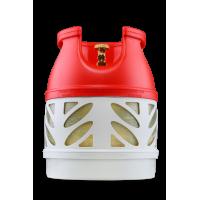 Балон газовий композитно полімерний Hexagon Ragasco KLF 12,5 л