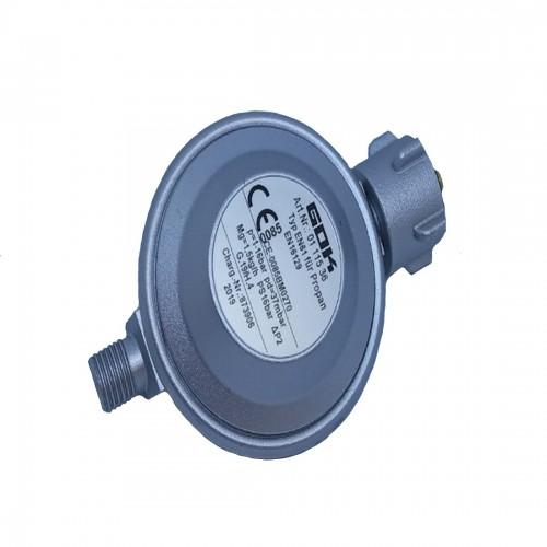 Регулятор тиску газу 1,5кг/год 37мбар Комб.W x G1/4LH-KN тип EN61