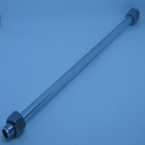 Трубний з'єднувач з обох сторін RST 12*1*350 ML+DL