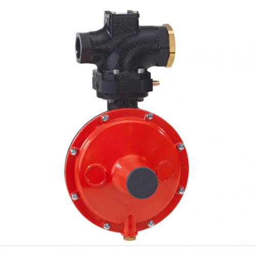 Регулятор низького тиску, BP2402FC/A-IG 1 NPT Б-IG 1 1/4 NPT.30 мбар.120 кг / час