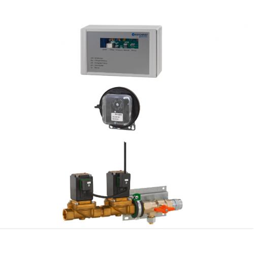 Система захисту для кухні LPG тип EMS