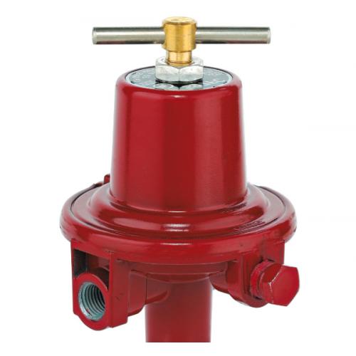 Регулятор середнього тиску Rego 597 IG1/4 x IG1/4 1,4-3,0 bar 73 кг/год