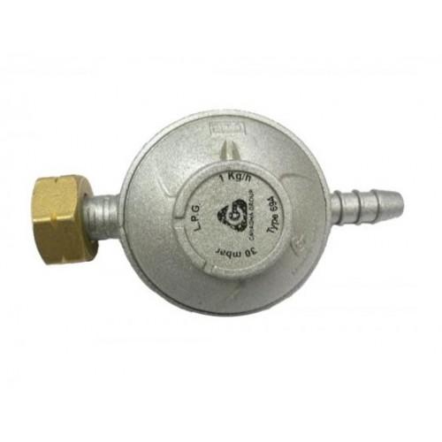 Газовий регулятор низького тиску Cavagna Group 1кг/ч 30 mbar 9mm