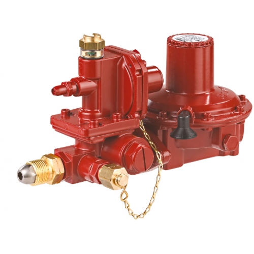 Регулятор середнього тиску тип VSR 0523 регульований з манометром