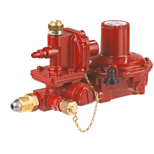 Регулятор середнього тиску тип VSR 013 регульований з манометром