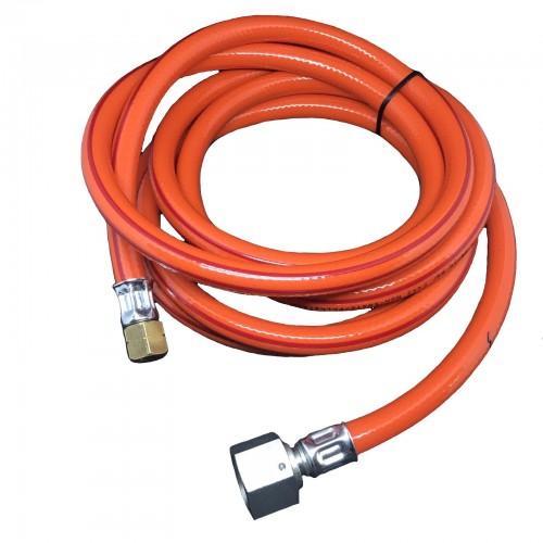 Шланг газовий 1/4LН - 1/2RН 3м