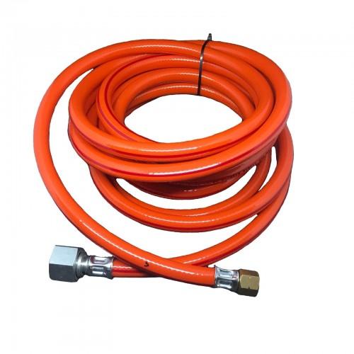 Шланг газовий 1/4LН - 1/2RН 5м