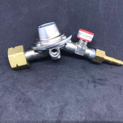 Регулятор тиску газу GOK M50-F/SBS 12 кг/год,1,5бар Komb.A x G3/8LH-KN-35°