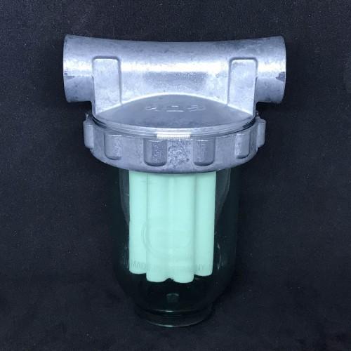 Фільтр для рідкого палива однолінійний 500 EZ PS6 бар IG G3/8 * IG G3/8 Siku-35 my.