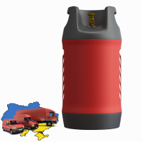 Газовий композитний балон HPC Research G4 СНД 24,5 л