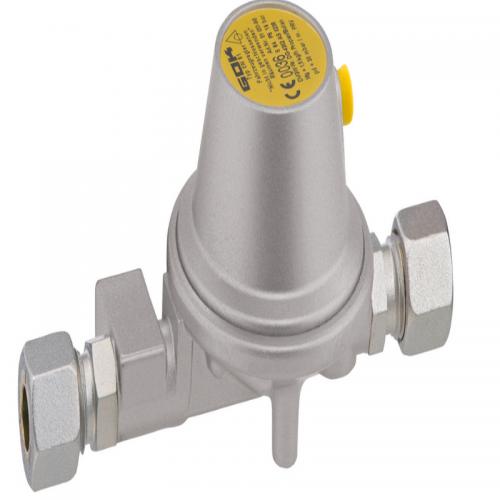 Регулятор низького тиску GOK тип EN61 RVS 8 RVS 8 30 мбар 0,8 кг.ч