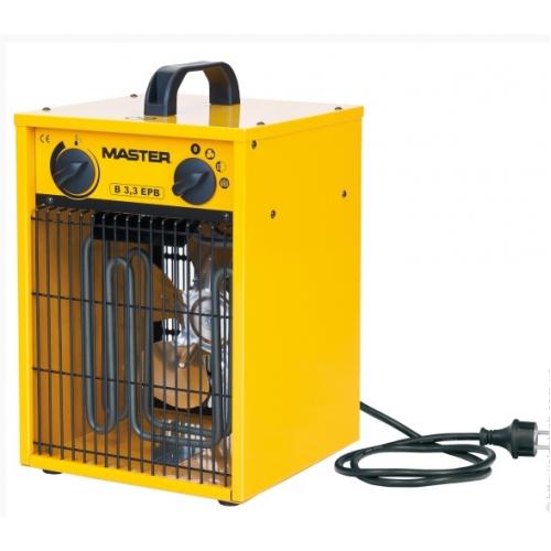 Тепловентилятор електричний MASTER У 3 ЕСА 3 кВт.220В