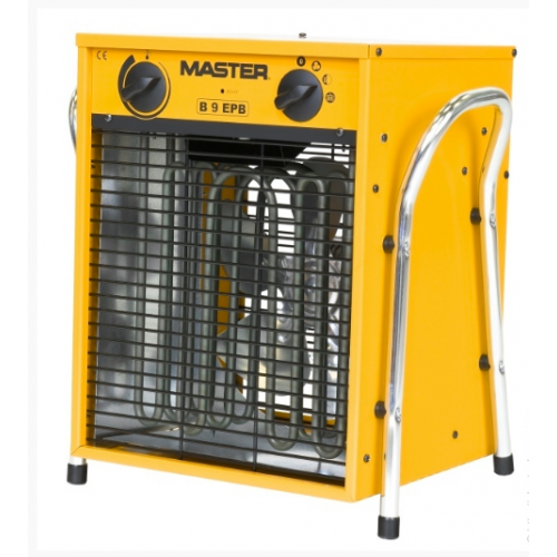 Тепловентилятор електричний MASTER B9 EPВ 4,5/9 кВт 380В