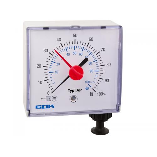 Пневматический дистанционный индикатор типа IAP