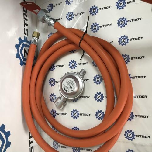 Газовий комплект GOK стандарт1,5кг/год 37 мбар G1/2 - 2 метр