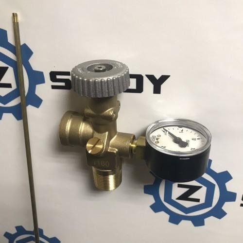 Вентель відбору парової фази для ємності скрапленного газа AG 3/4