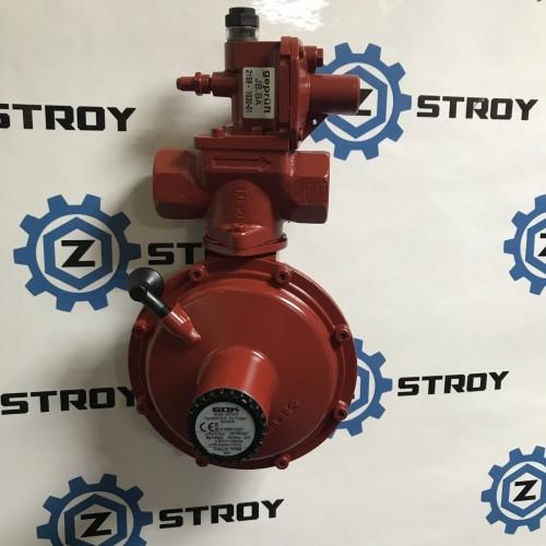 Регулятор тиску газу 24 кг/год 37 мбар з обох сторін IG G 3/4