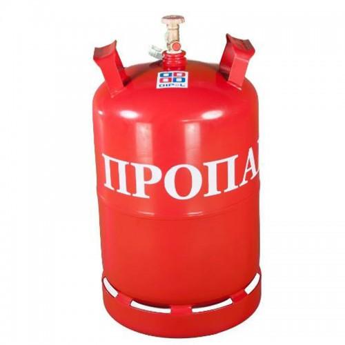 Газовий балон G.L.I. 27,2 л виробник Франція