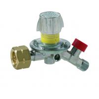Регулятор тиску газу GOK M50-V/SBS 12кг/год 0,5-4бар Komb.A x G3/8LH-KN SBS