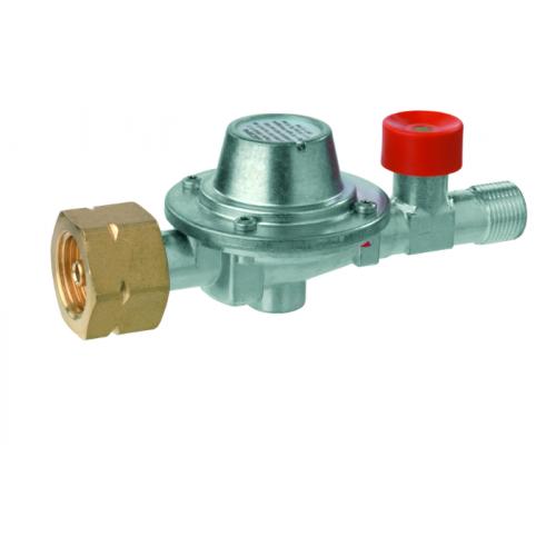 Регулятор середнього тиску газу GOK 12кг/год 1,5бар Komb.AxG3/8LH-KN SBS